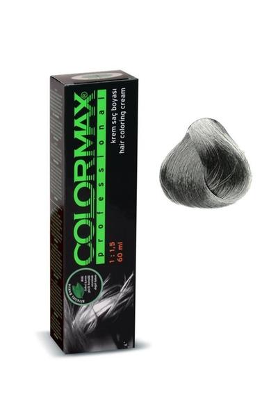 Colormax - Colormax Saç Boyası Açık Gri 60 ml