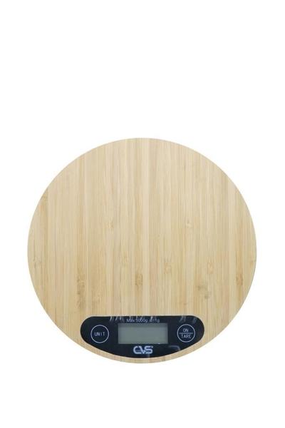 CVS - CVS Bamboo Dijital Terazi DN 3701