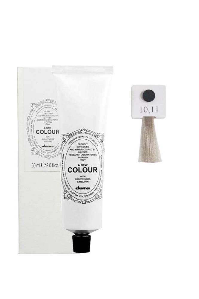 Davines A New Colour Saç Boyası 10,11 Yoğun Küllü Açık Sarı 60 ml