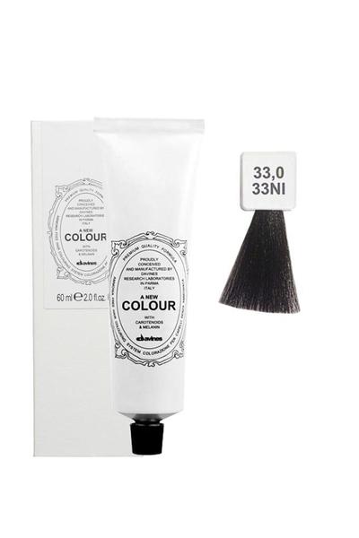 Davines - Davines A New Colour Saç Boyası 33,0 Koyu Kahve Yoğun 60 ml
