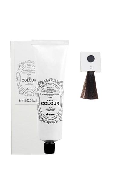 Davines - Davines A New Colour Saç Boyası 5 Açık Kahve 60 ml