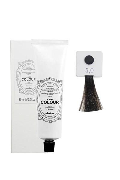 Davines - Davines A New Colour Saç Boyası 5,0 Açık Kahve 60 ml