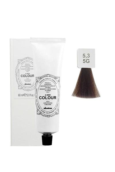 Davines - Davines A New Colour Saç Boyası 5,3 Açık Kahve Altın 60 ml
