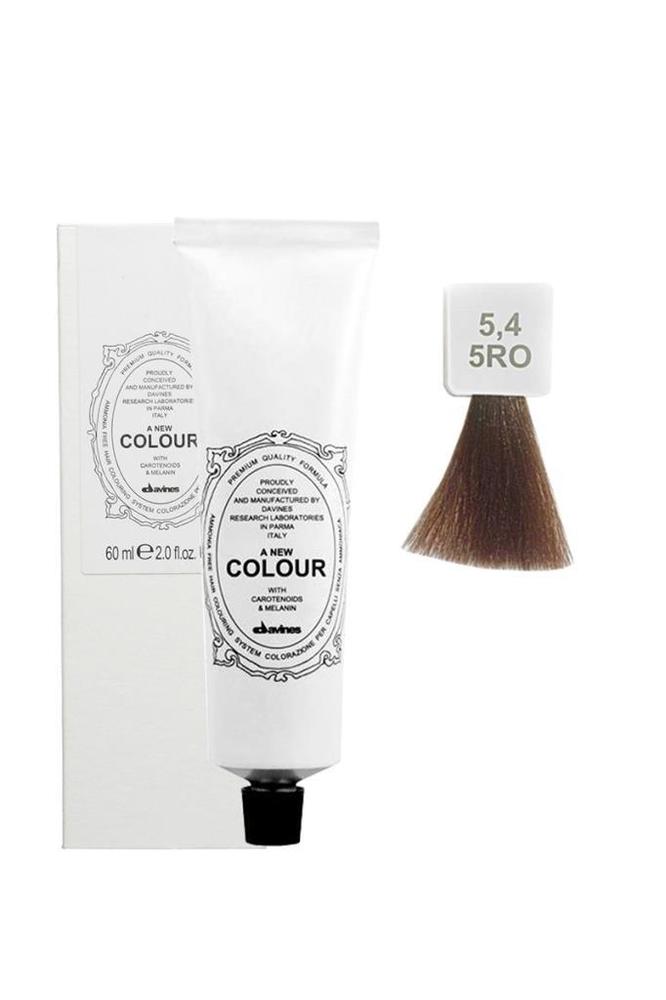 Davines A New Colour Saç Boyası 5,4 Bakır Açık Kahve 60 ml