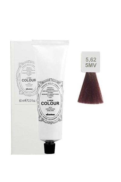 Davines - Davines A New Colour Saç Boyası 5,62 Açık Kahve Kızıl Viyole 60 ml