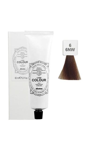 Davines - Davines A New Colour Saç Boyası 6 Koyu Kumral 60 ml