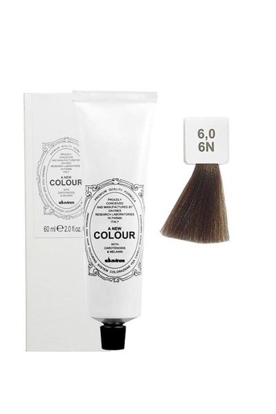Davines - Davines A New Colour Saç Boyası 6,0 Koyu Kumral 60 ml