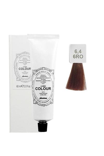 Davines - Davines A New Colour Saç Boyası 6,4 Bakır Koyu Kumral 60 ml
