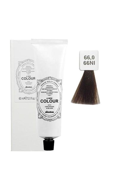 Davines - Davines A New Colour Saç Boyası 66,0 Koyu Kumral Yoğun 60 ml