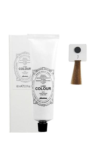 Davines - Davines A New Colour Saç Boyası 7 Orta Kumral 60 ml