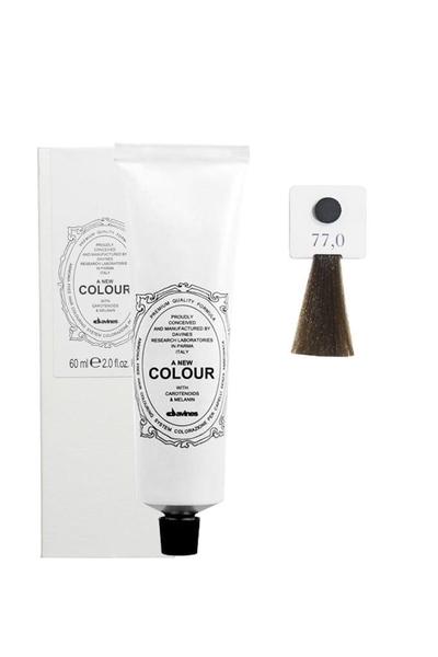 Davines - Davines A New Colour Saç Boyası 77,0 Kumral Yoğun 60 ml