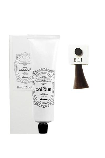 Davines - Davines A New Colour Saç Boyası 8,11 Yoğun Küllü Açık Kumral 60 ml