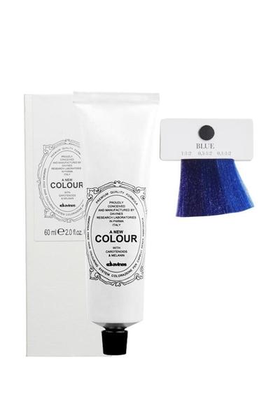 Davines - Davines A New Colour Saç Boyası Mavi 60 ml