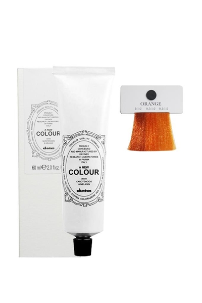 Davines - Davines A New Colour Saç Boyası Turuncu 60 ml