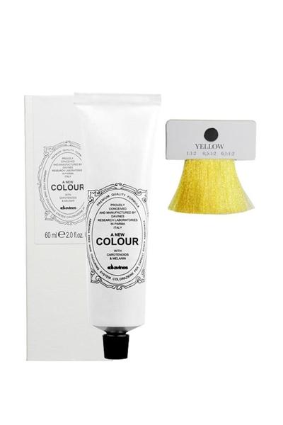 Davines - Davines A New Colour Saç Boyası Sarı 60 ml