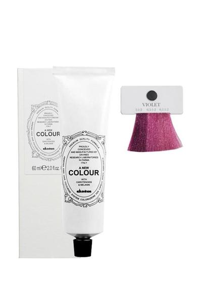 Davines - Davines A New Colour Saç Boyası Viyole 60 ml