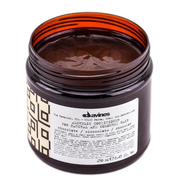 Davines - Davines Alchemic Chocolate Çikolata Saç Kremi 250ml