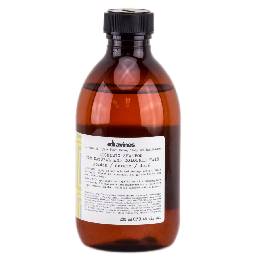 Davines Alchemic Golden Altın Şampuan 280ml