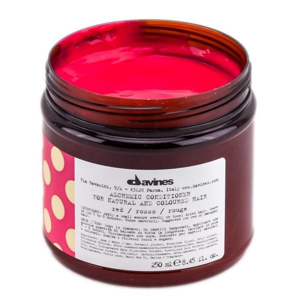 Davines - Davines Alchemic Red Kırmızı Saç Kremi 250ml