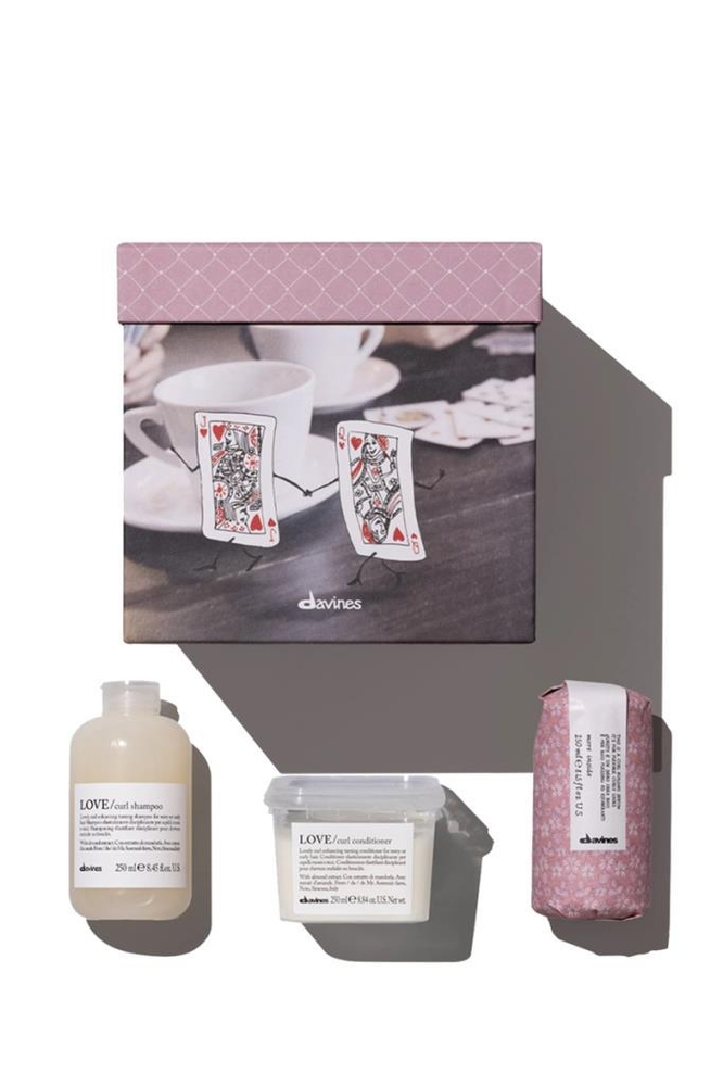 Davines Box In Love Kutulu Set