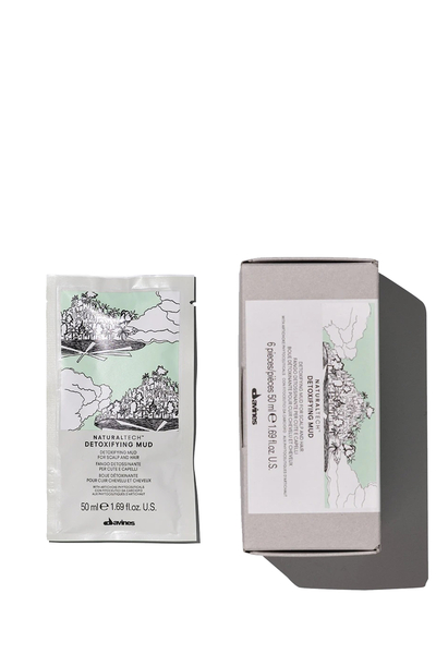 Davines - Davines Detoxifying Mud Kil Maskesi 6X50 ml