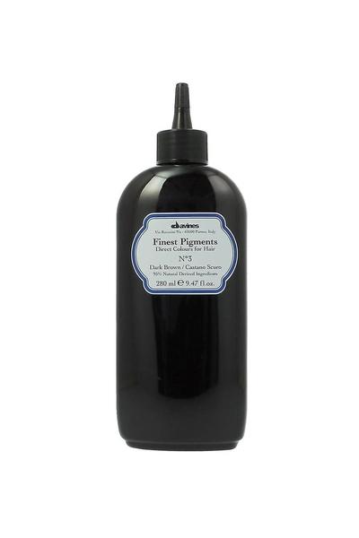 Davines - Davines Finest Pigments No 3 Yarı Kalıcı Saç Boyası Koyu Kahve 280 ml