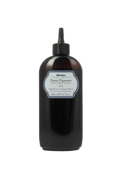 Davines - Davines Finest Pigments No 5 Yarı Kalıcı Saç Boyası Açık Kahve 280 ml