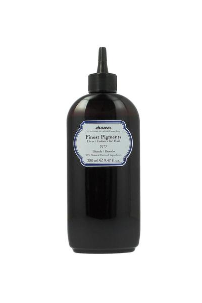 Davines - Davines Finest Pigments No 7 Yarı Kalıcı Saç Boyası Kumral 280 ml