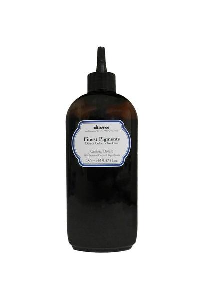 Davines - Davines Finest Pigments Yarı Kalıcı Saç Boyası Altın 280 ml