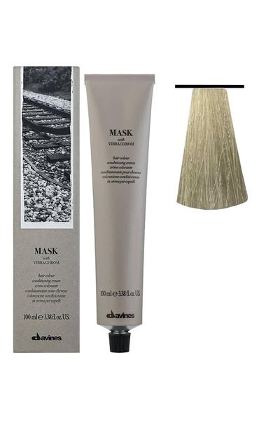 Davines - Davines Mask Vibrachrom Saç Boyası 10,0 Platin 100 ml