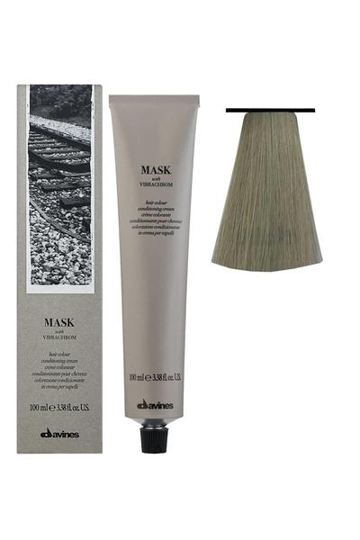 Davines - Davines Mask Vibrachrom Saç Boyası 10,01 Doğal Küllü Ekstra Açık Kumral 100 ml