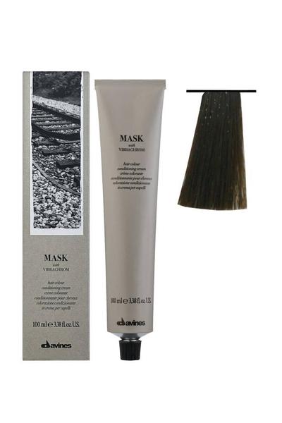 Davines - Davines Mask Vibrachrom Saç Boyası 5 Açık Kahve 100 ml