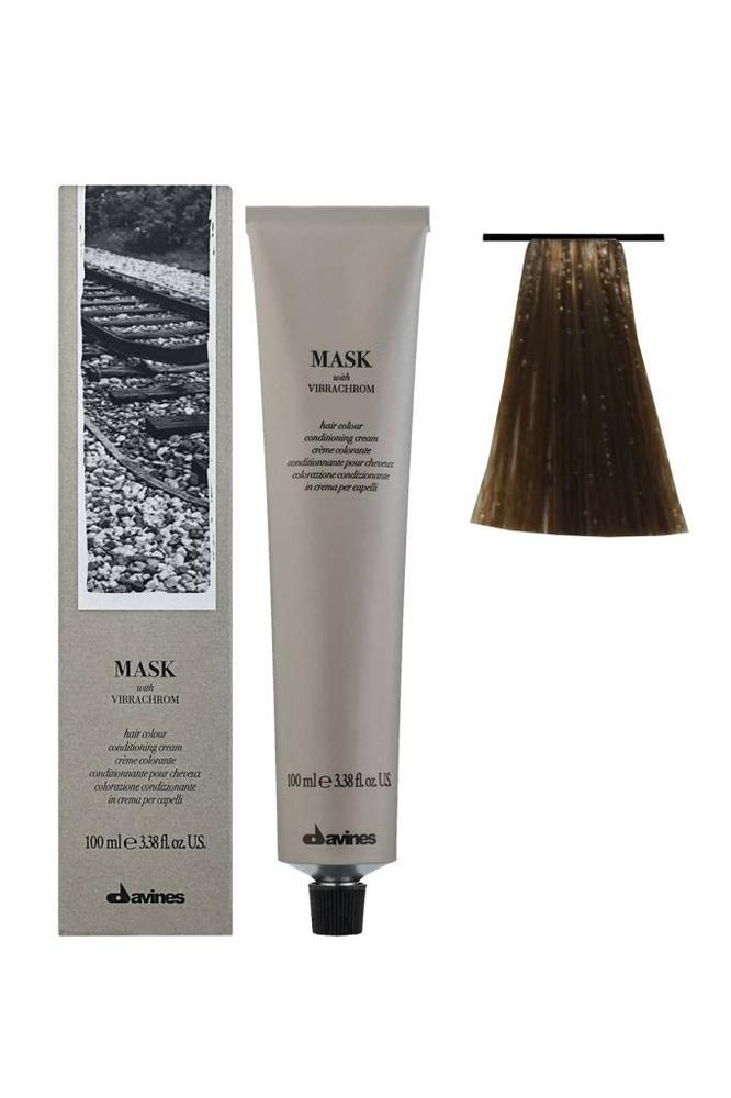Davines Mask Vibrachrom Saç Boyası 5,34 Açık Altın Bakır Kahve 100 ml