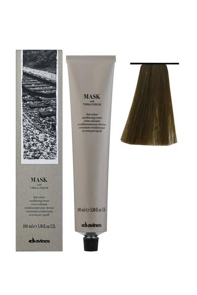 Davines - Davines Mask Vibrachrom Saç Boyası 6 Koyu Kumral 100 ml