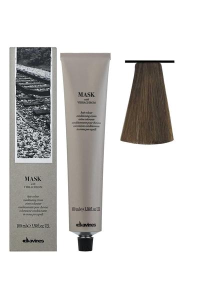 Davines - Davines Mask Vibrachrom Saç Boyası 6,3 Koyu Altın Kumral 100 ml