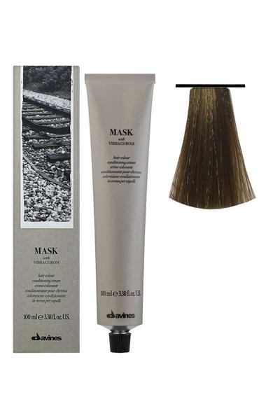 Davines - Davines Mask Vibrachrom Saç Boyası 7 Orta Kumral 100 ml