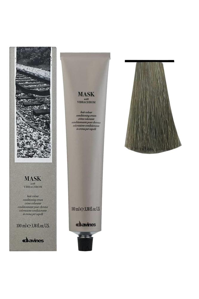 Davines Mask Vibrachrom Saç Boyası 7,1 Küllü Kumral 100 ml