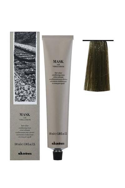 Davines - Davines Mask Vibrachrom Saç Boyası 77,0 Kumral Yoğun 100 ml