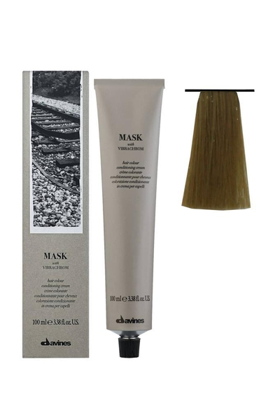 Davines - Davines Mask Vibrachrom Saç Boyası 8 Açık Kumral 100 ml