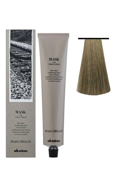 Davines - Davines Mask Vibrachrom Saç Boyası 8,0 Açık Kumral 100 ml