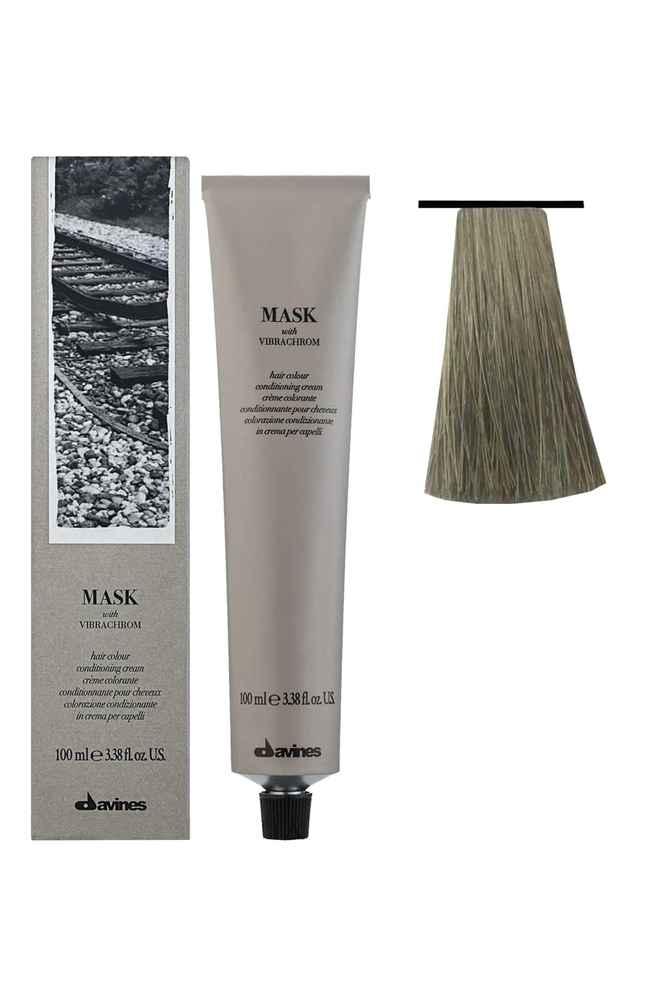 Davines Mask Vibrachrom Saç Boyası 8,1 Küllü Açık Kumral 100 ml