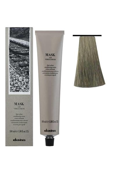 Davines - Davines Mask Vibrachrom Saç Boyası 8,1 Küllü Açık Kumral 100 ml