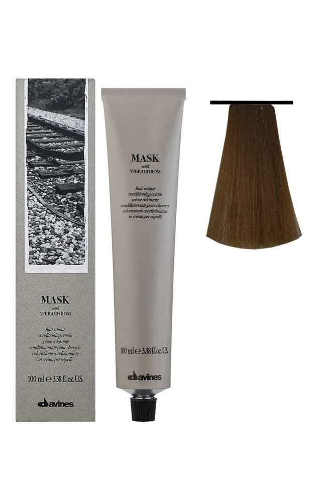 Davines Mask Vibrachrom Saç Boyası 8,33 Açık Kumral Yoğun Altın 100 ml