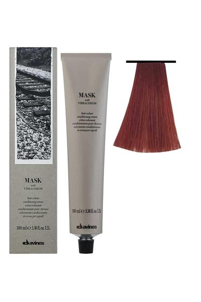 Davines - Davines Mask Vibrachrom Saç Boyası 8,46 Açık Kumral Bakır Kızıl 100 ml