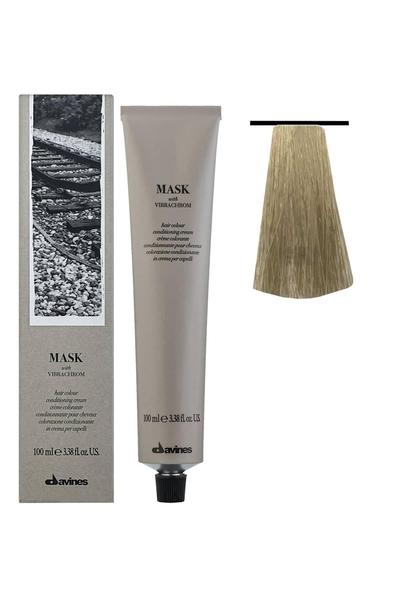 Davines - Davines Mask Vibrachrom Saç Boyası 9,0 Çok Açık Kumral 100 ml