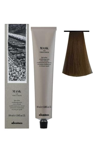 Davines - Davines Mask Vibrachrom Saç Boyası 9,04 Çok Açık Kumral Doğal Bakır 100 ml