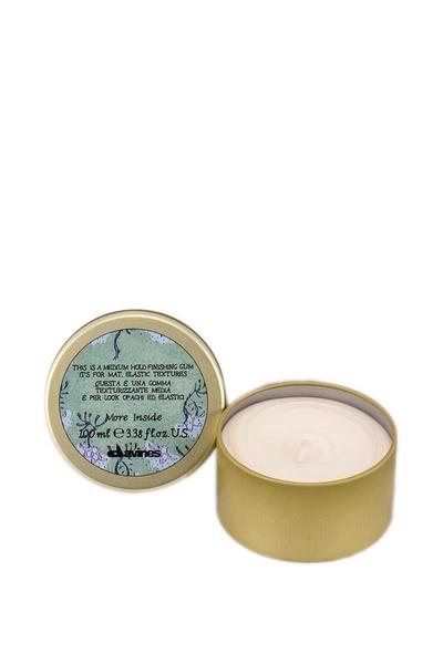 Davines - Davines Medium Hold Finishing Gum Orta Tutucu Sonlandirma Sakizi 100 ml
