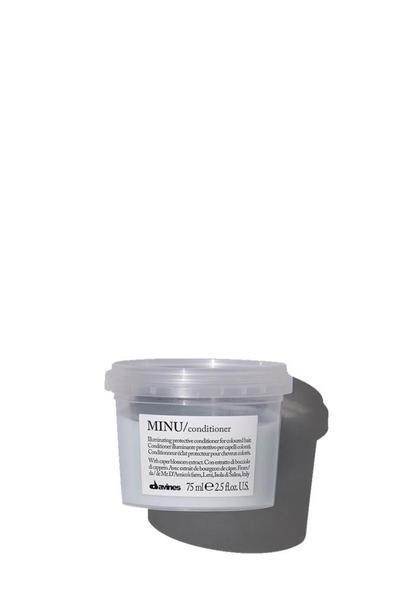 Davines - Davines Minu Boyalı Saçlar İçin Koruyucu Bakım Kremi 75 ml