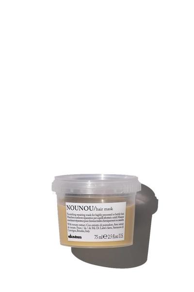 Davines - Davines Nounou Hair Besleyici ve Koruyucu Saç Maskesi 75 ml