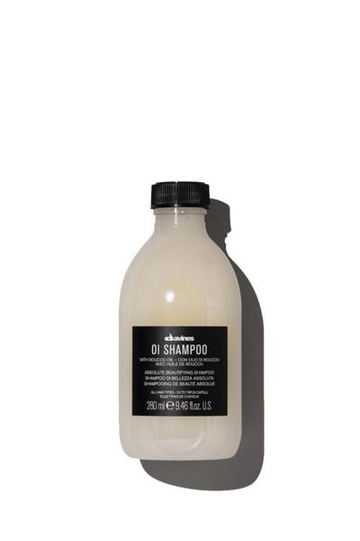 Davines - Davines Oi/Oil Tüm Saç Tipleri İçin Sülfatsız Bakım Şampuanı 280ml